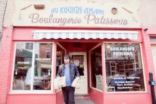 Kouign-Amann Boulangerie Patisserie