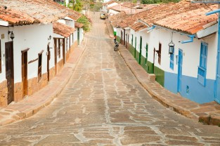 Barichara is one of the few towns in Colombia where the government makes a clear effort to preserve the historical architecture and cultural traditions.