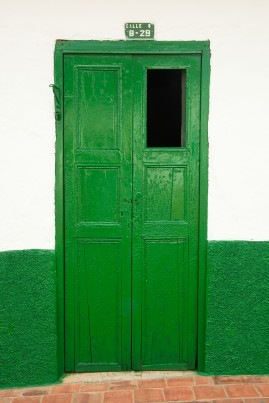 It is hard to avoid peaking through the many half- open doors wondering what stories lay within.