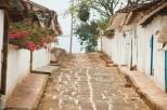 Endless beauty in Barichara.
